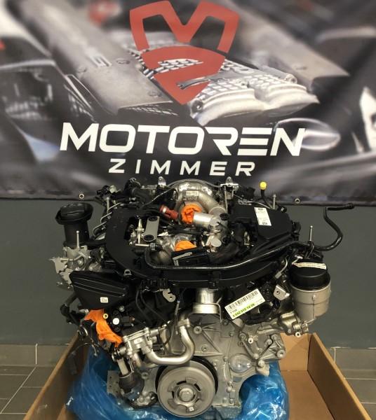 Mercedes Diesel Motor ML 400 642826