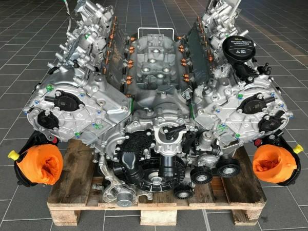 Motor M177 E63 4,0 AMG W213 GLC63 X253 W463 S63 G63 Mercedes w166 177980