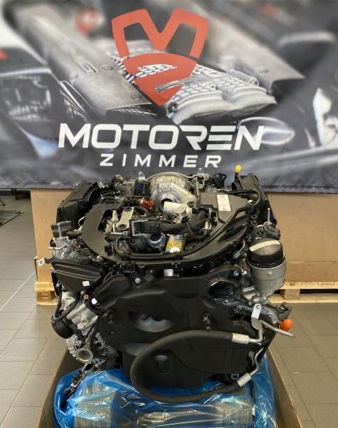 Mercedes Diesel Motor GLE 350 ML350 642826 OM642 OM642826