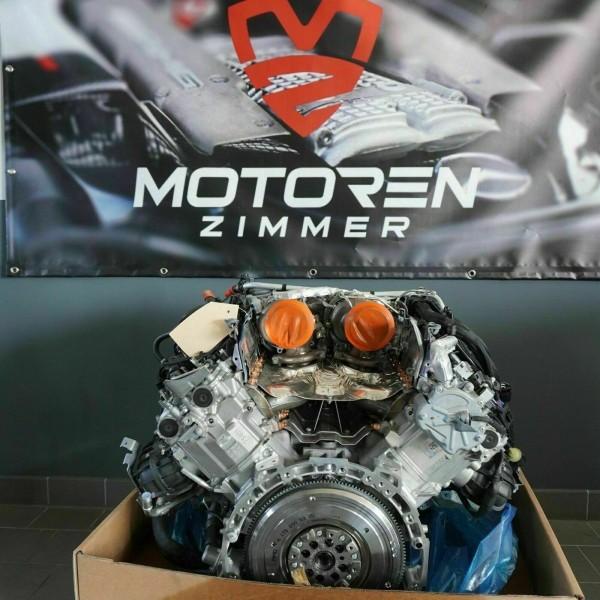 Mercedes M178 4,0 Bi-Turbo AMG GT Motor 178980 c190
